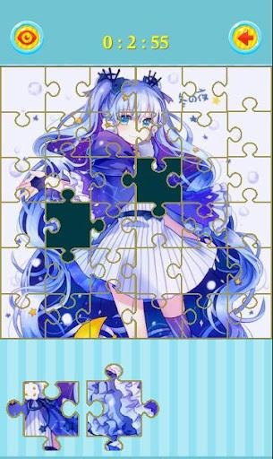 Anime Puzzles Jigsaw 1.0 screenshots 4
