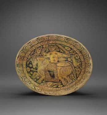3.original.bassin cavalier arts de l islam