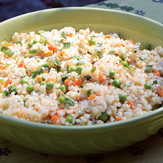 Cold Rice Salad With Peas Recipes