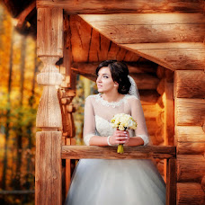 Wedding photographer Kseniya Derzkaya (Derzkaya). Photo of 15.10.2016