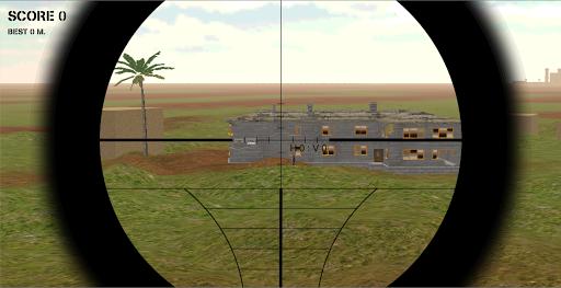 X Sniper Military
