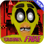 Scary FNAP GRANNY - Horror Game Mod 2019