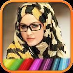 Hijab Fashion Style Photo