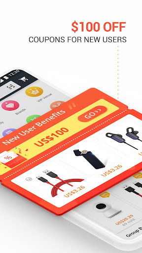 Banggood - Easy Online Shopping 6.11.2 screenshots 2