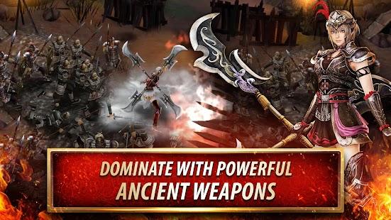 Dynasty Warriors: Unleashed- screenshot thumbnail