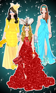 Funky Prom Fashion - Dress up games - náhled
