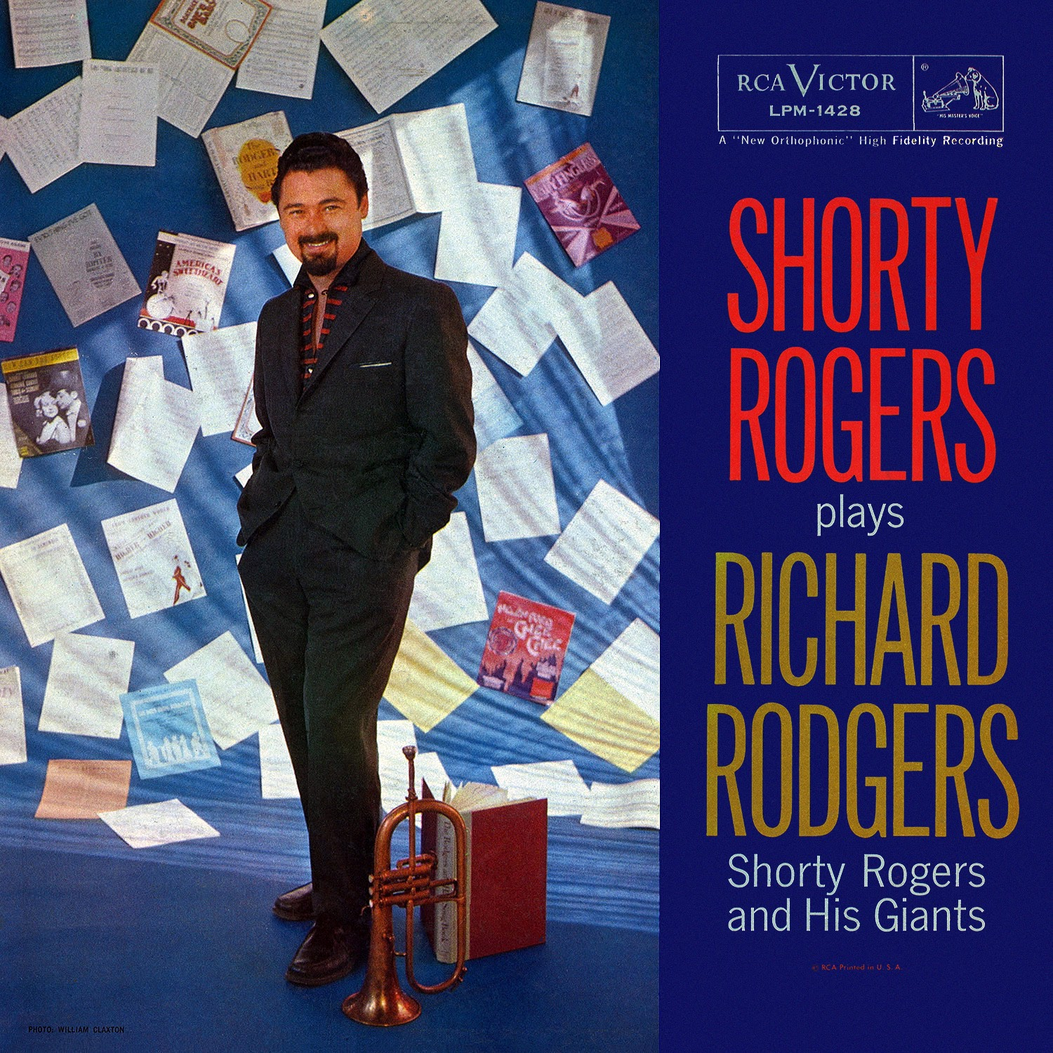 Shorty Rogers, Richard Rodgers