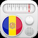 Radios Andorra on Internet icon