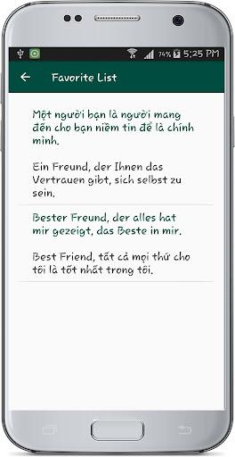 Vietnamese German Translate 1.2 screenshots 5