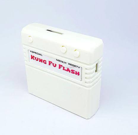 Kung Fu Flash C64