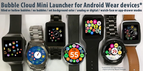 Bubble Cloud Widgets + Wear v3.19 Premium
