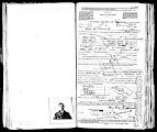 Photo: Passport application for Rose Hovick (Gypsy Rose Lee & June Havoc mother)