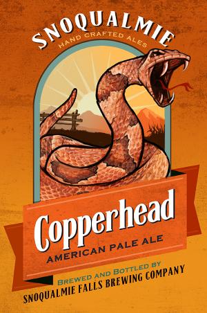 Logo of Snoqualmie Copperhead Nitro