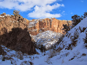 Photo: Colorado Monument on the hike out.