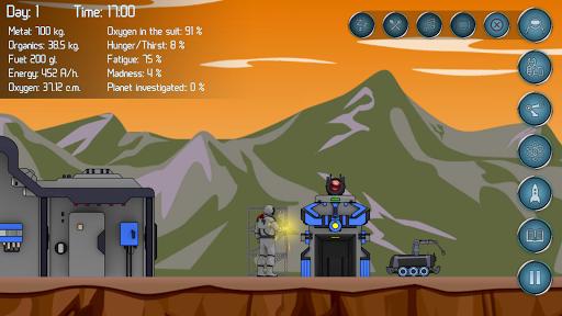 Random Space: Survival Simulator apkmr screenshots 4