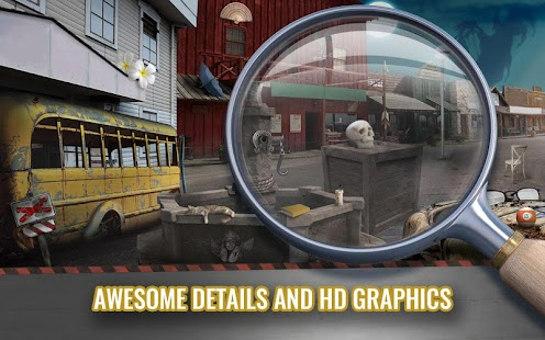 Ghost Town Adventures Mystery Hidden Object Game- screenshot thumbnail