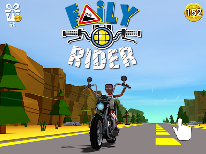 Faily Rider MOD Apk (Unlimited Coins) 6