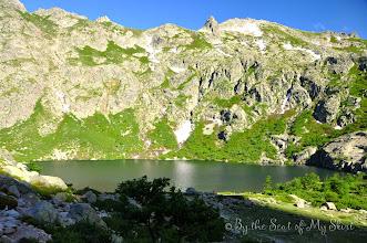 Photo: Lac de Melu in the valley of Restonica, Corsica