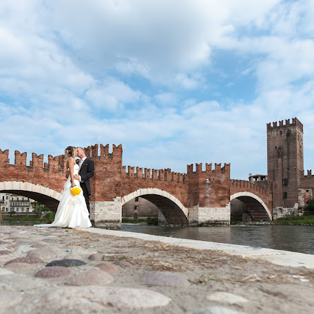 Wedding photographer Mirco Zappon (zappon). Photo of 18.05.2015