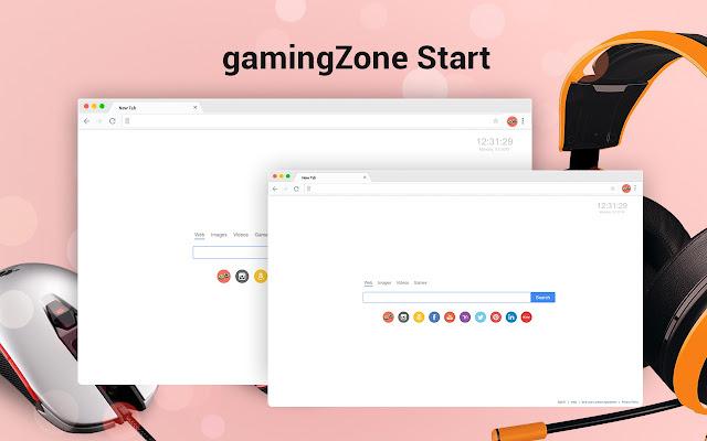 gamingZone Start