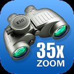 Binoculars 35x zoom Night Mode (Photo and Video) 2.0 (Pro)
