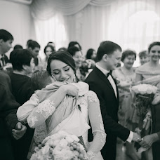 Wedding photographer Anastasiya Kachurina (Kachurina). Photo of 29.03.2017