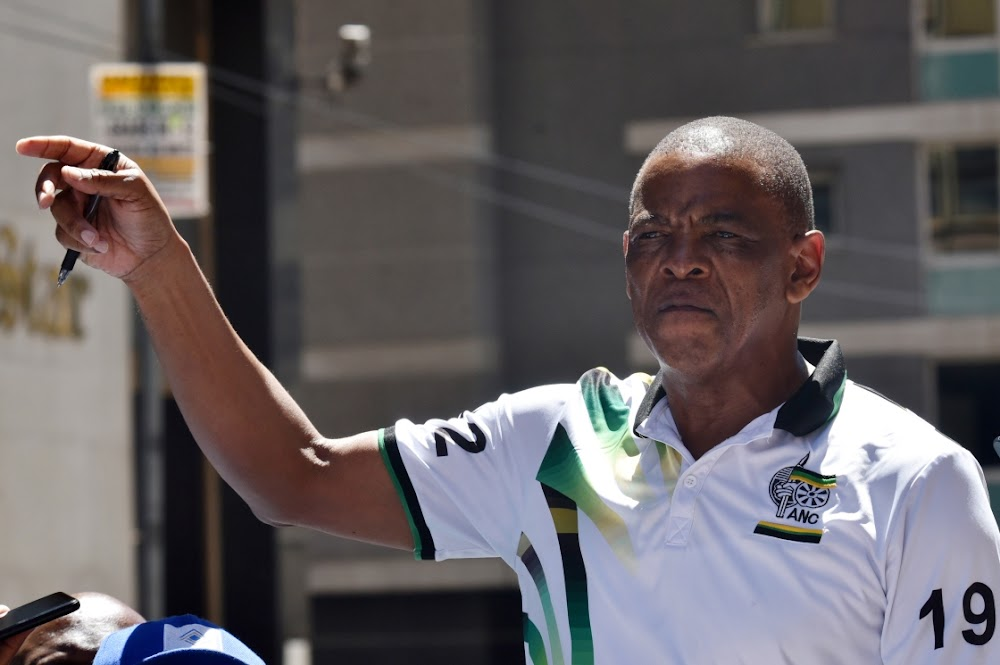 WATCH LIVE   Ace Magashule vs ANC in court over suspension