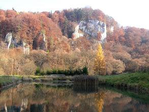 Photo: BB040383 Ojcow - kolory jesieni