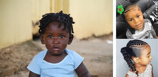African Kids Hairstyle Aplikacije Na Google Playu