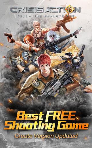 Crisis Action-Best Free FPS screenshot 6