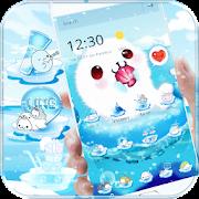 App Aquarium Sea Seals Theme Wallpaper APK for Windows Phone