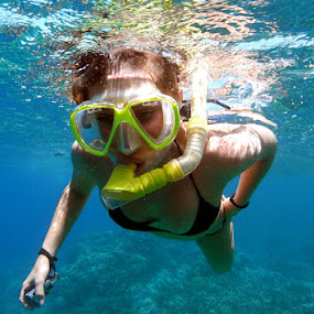 Snorkeling by Roly Raseda - Sports & Fitness Watersports