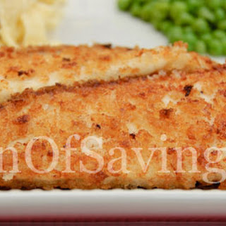 Panko Pan Fried Fish Strips