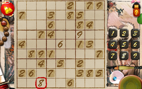 Sudoku Samurai HD- screenshot thumbnail