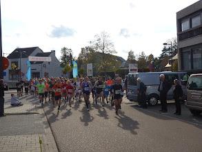 Photo: 26/10/2014 -Borreltjesloop Kuringen