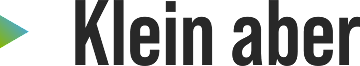 Klein aber logo