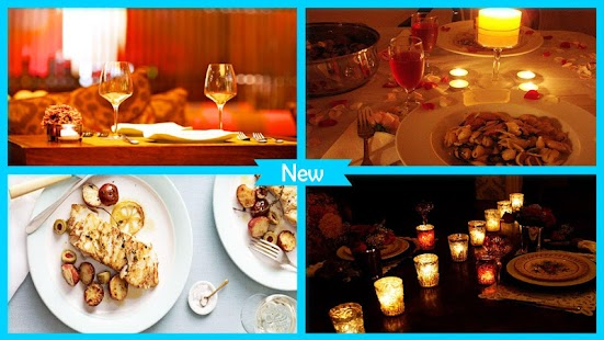 Romantic Valentine's Dinners - náhled