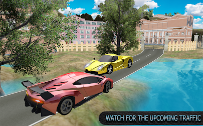 Valley car driving APK screenshot thumbnail 4
