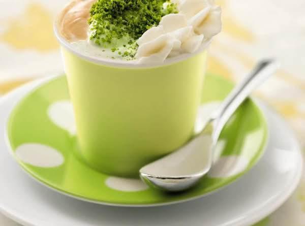 Coffee Pistachio Semi Fredle Drink