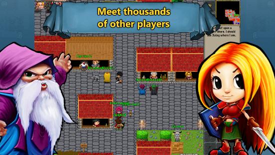 TibiaME MMO Screenshot 9