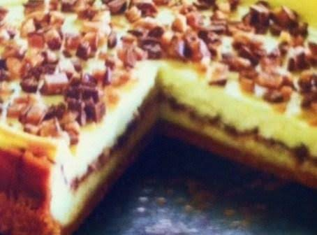 Heath Bar Cheese Cake Recipe