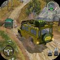 4x4 Off-Road Driving Simulator - Mountain Climb 3D icon