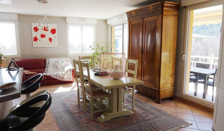 Appartement avec terrasse Le Tholonet