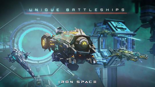 Iron Space: Real-time Spaceship Team Battles 1