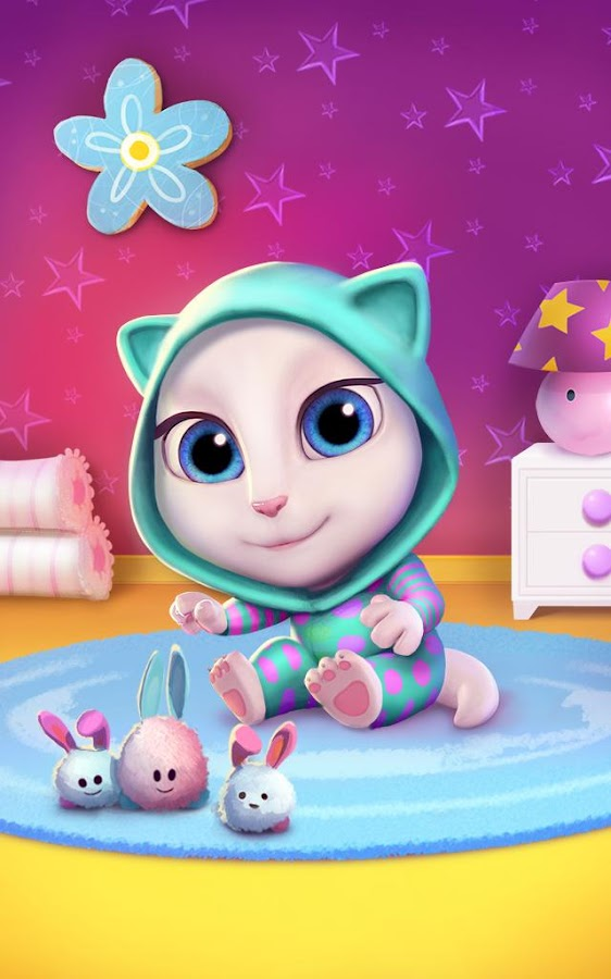 my talking angela   android apps on google play