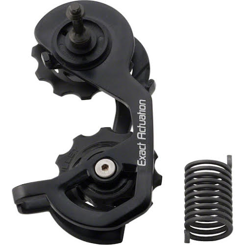 SRAM Rival Short Pulley Cage Kit Black Includes Pulleys
