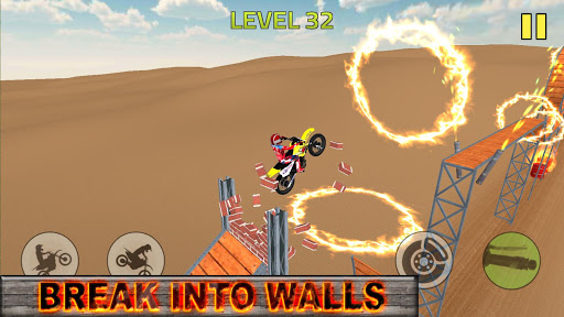 motorcycle stunt madness extreme racing screenshot 1