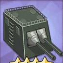 140mm連装砲T3