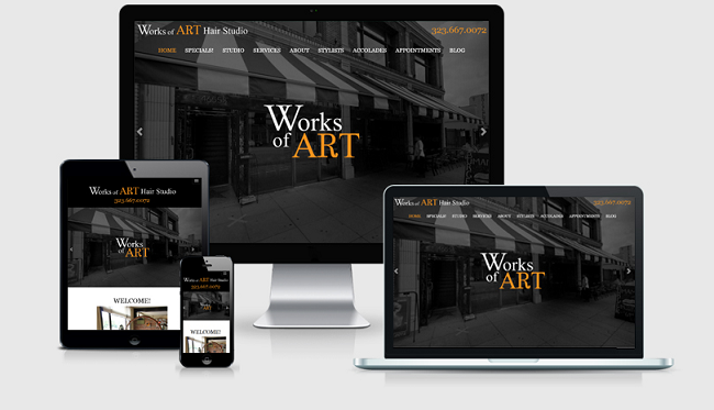 Top 12 Design Firms December - Top Design Firms - Responsive - Websites Depot Inc - Works of Art.png