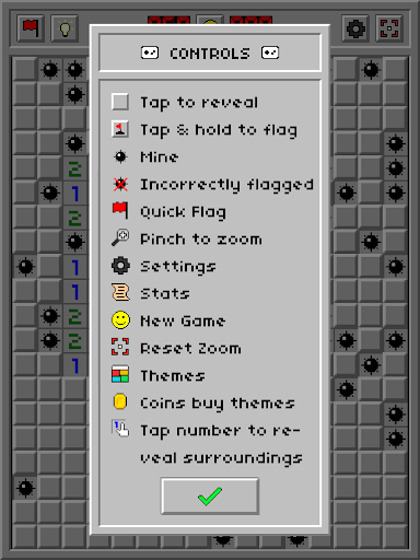 Minesweeper Classic: Retro screenshots 13